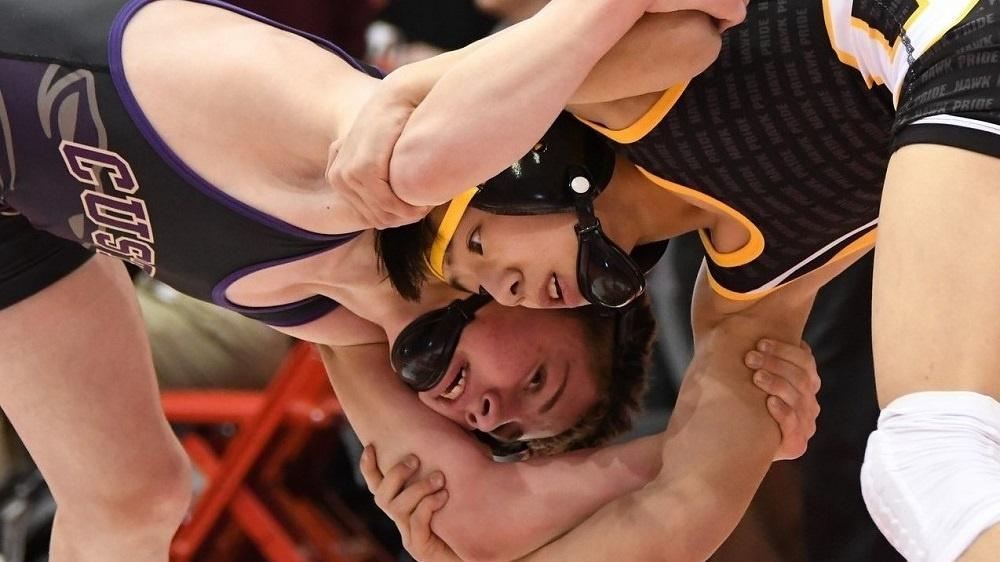 State A Wrestling Photos
