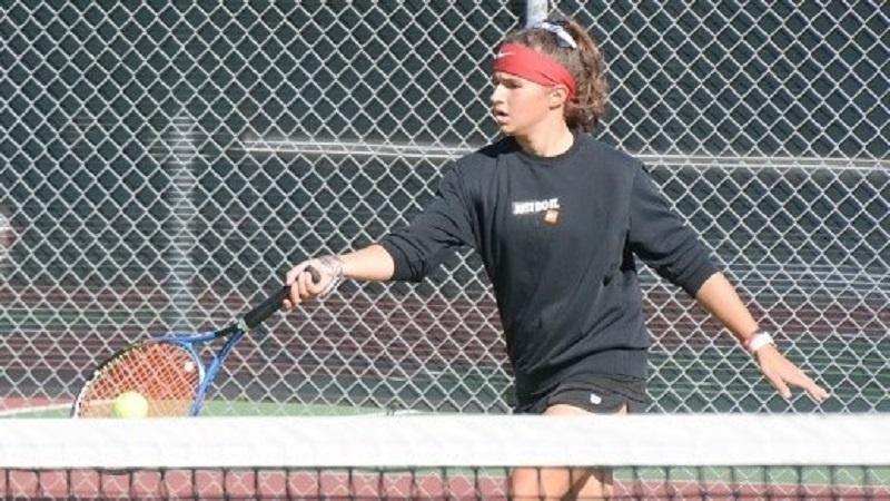 A Girls Tennis Photos