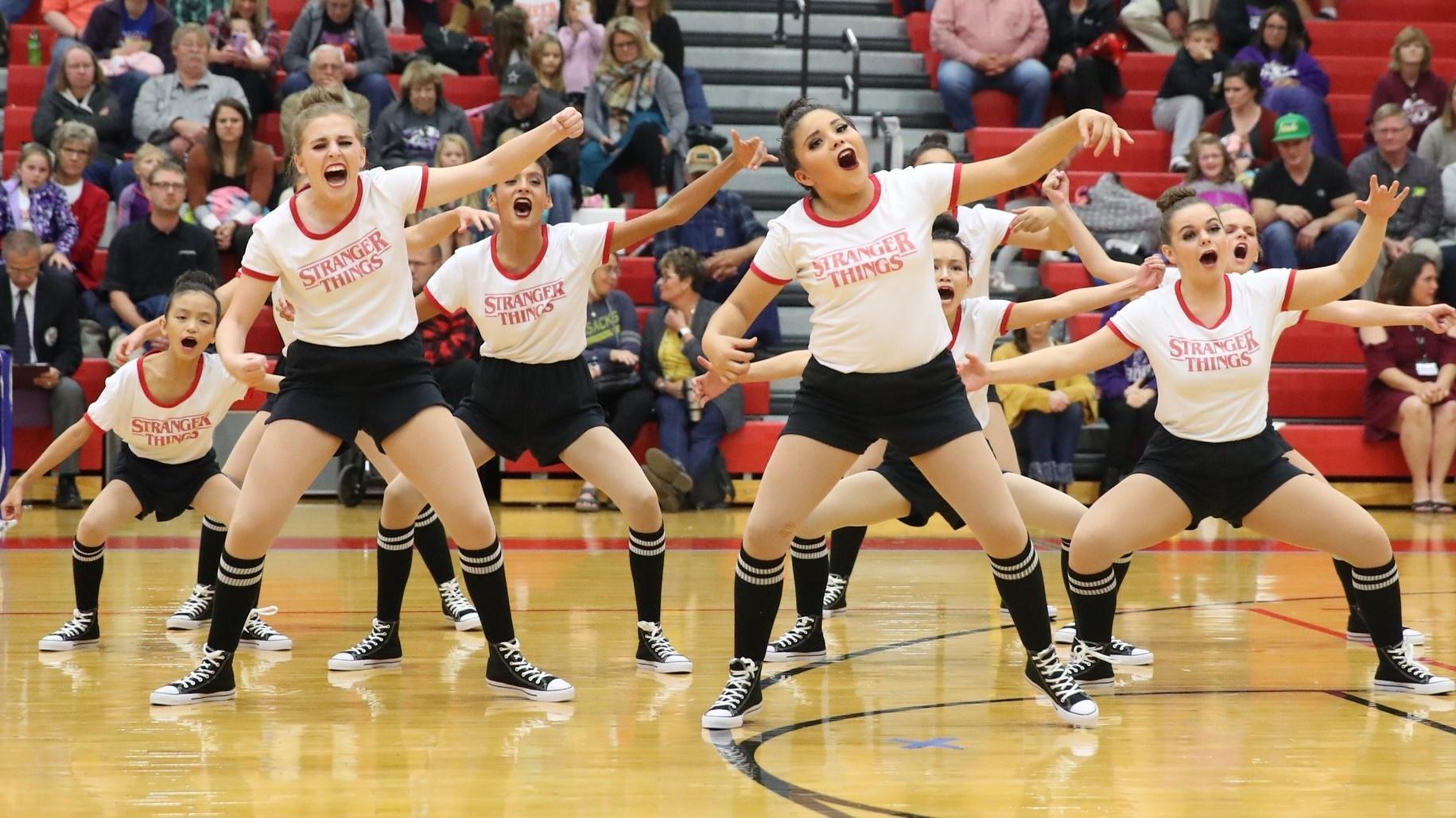 State A Cheer & Dance Photos