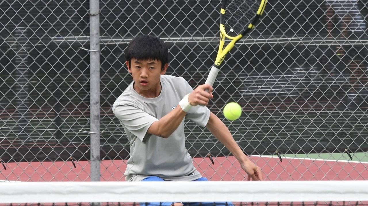 HS Tennis pix