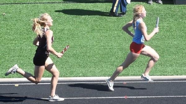 Class AA Track Results