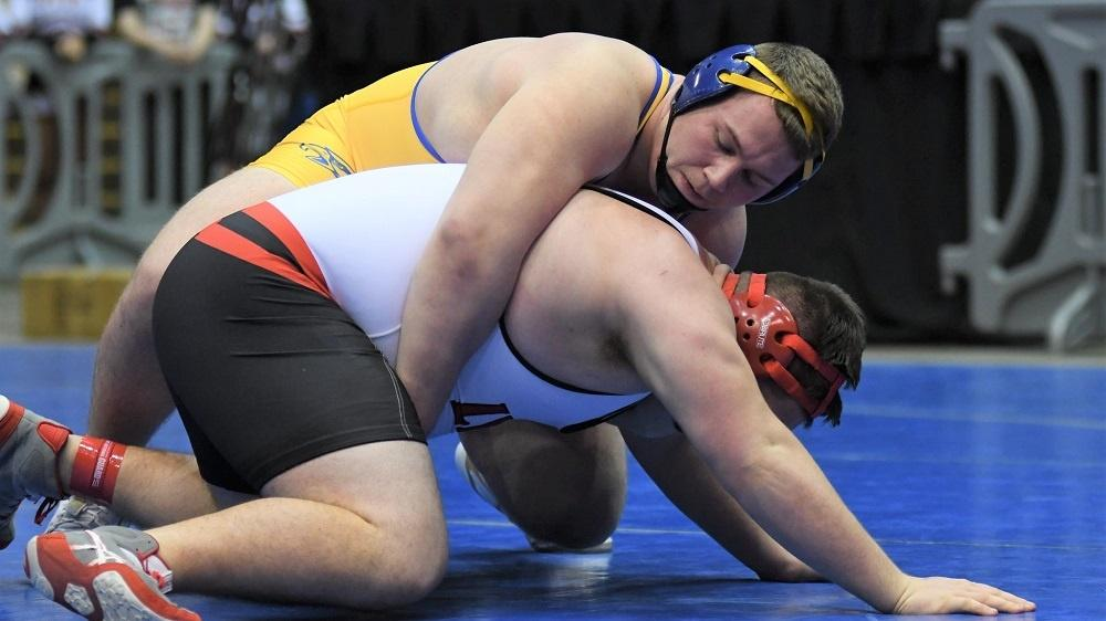 AA Wrestling Results