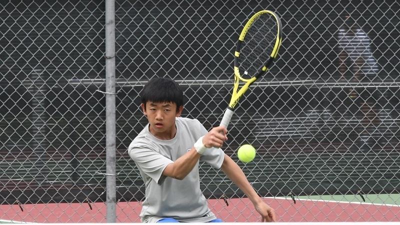 AA Boys Tennis Brackets & Scores