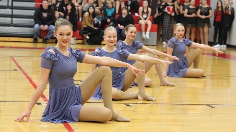 AA Dance Scores