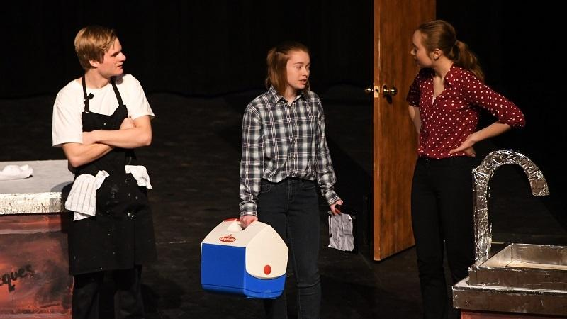 Class A One Act Plays