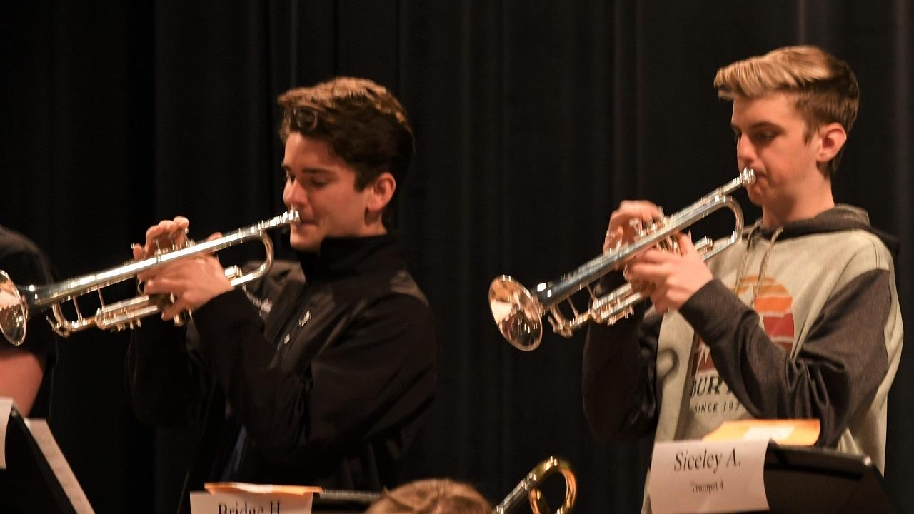 HS Jazz Band Pix