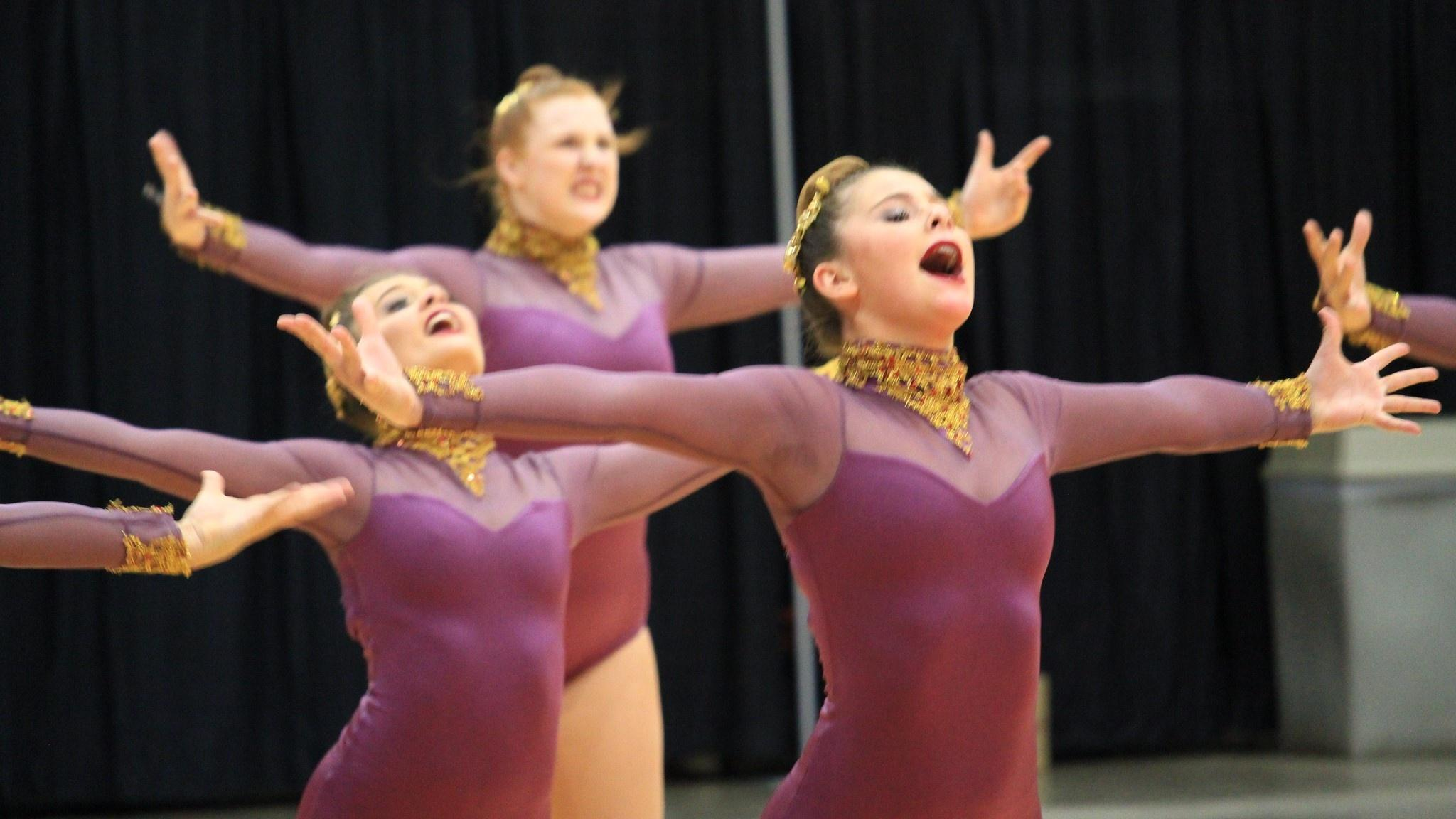 State A Dance Scores