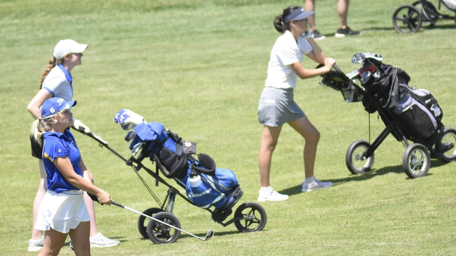 SDPB HS A Girls Golf Results Link