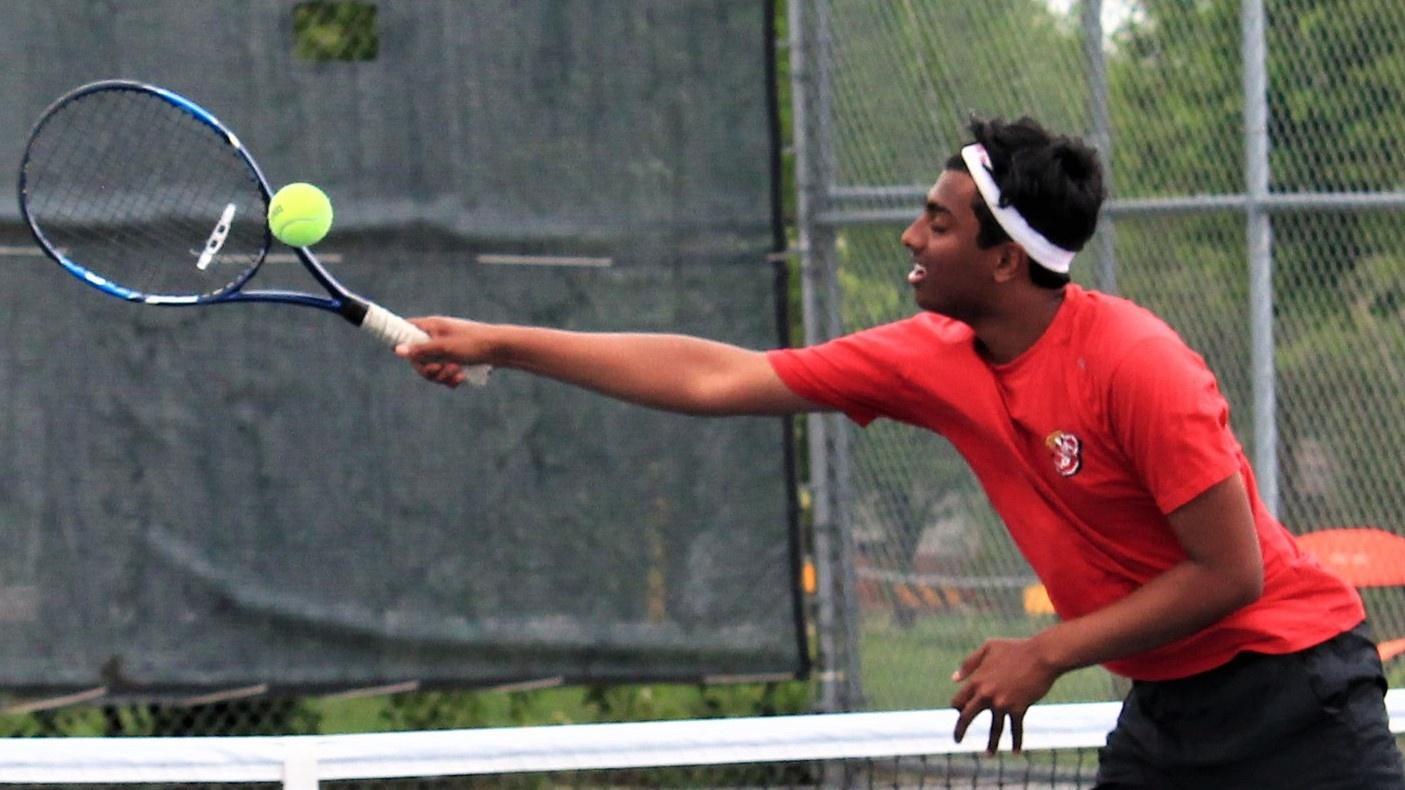 AA Boys Tennis Photos