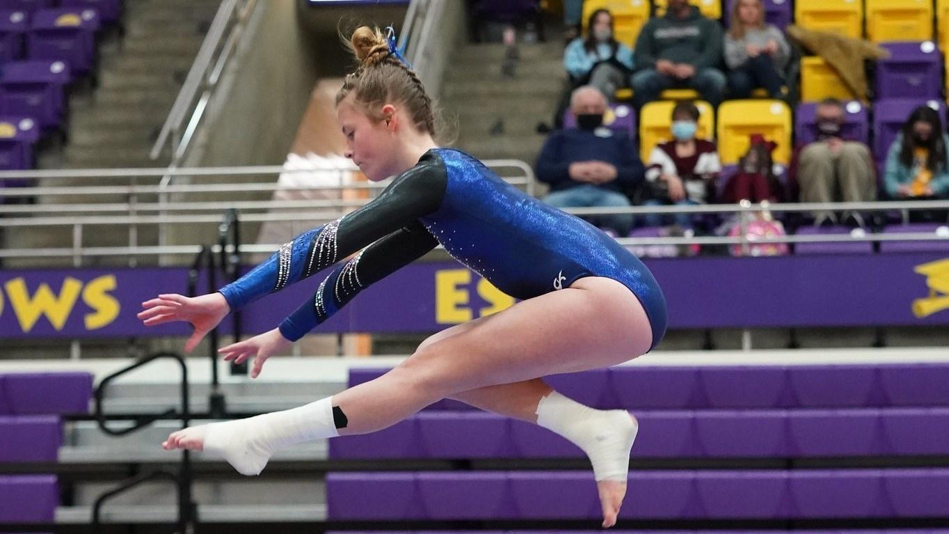 HS Gymnastics Pix