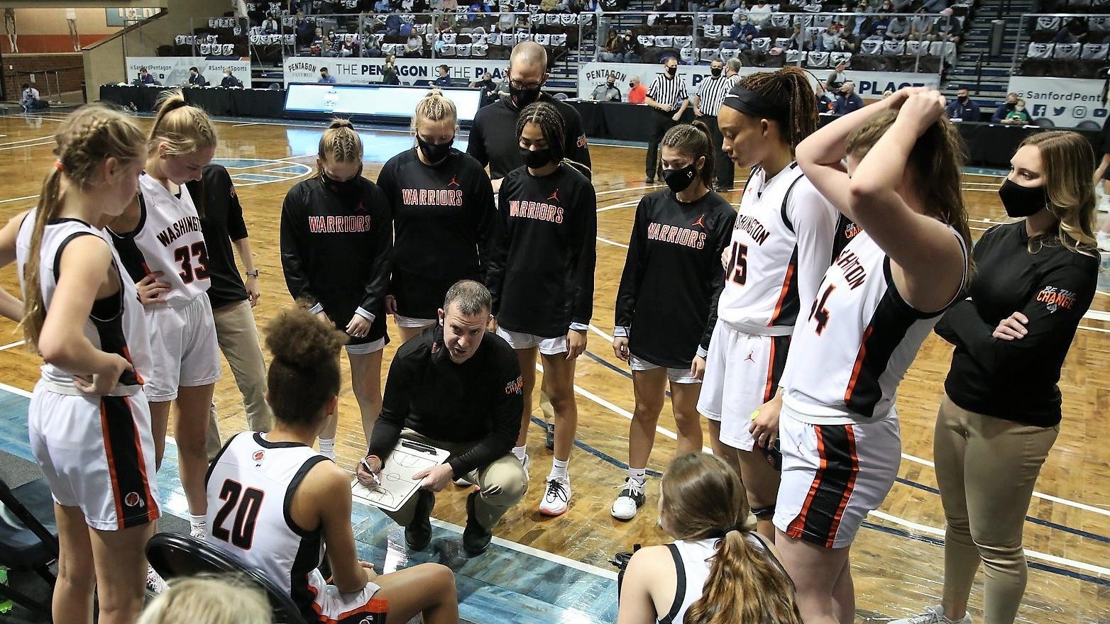 Class AA Girls Basketball Brackets