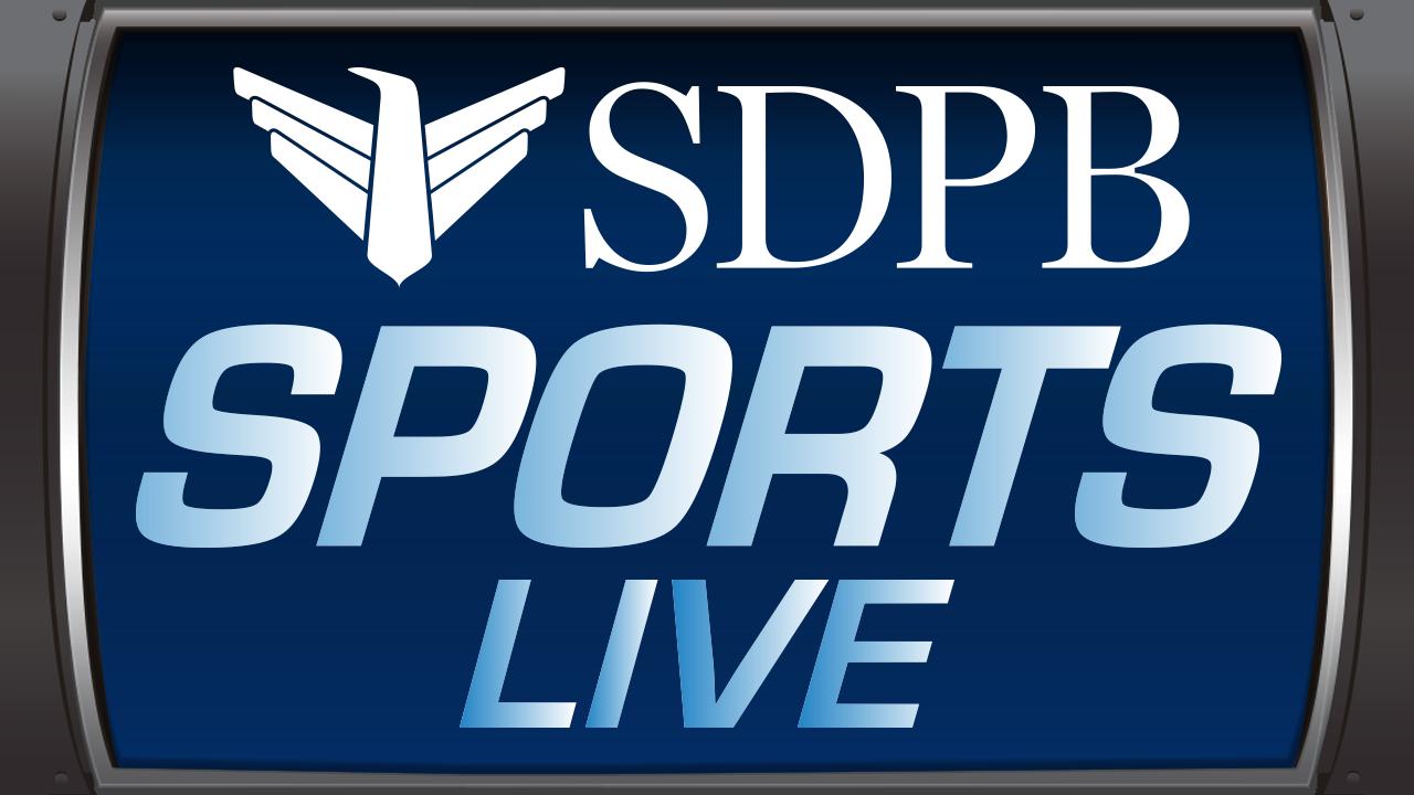 SDPB Sports Live Logo