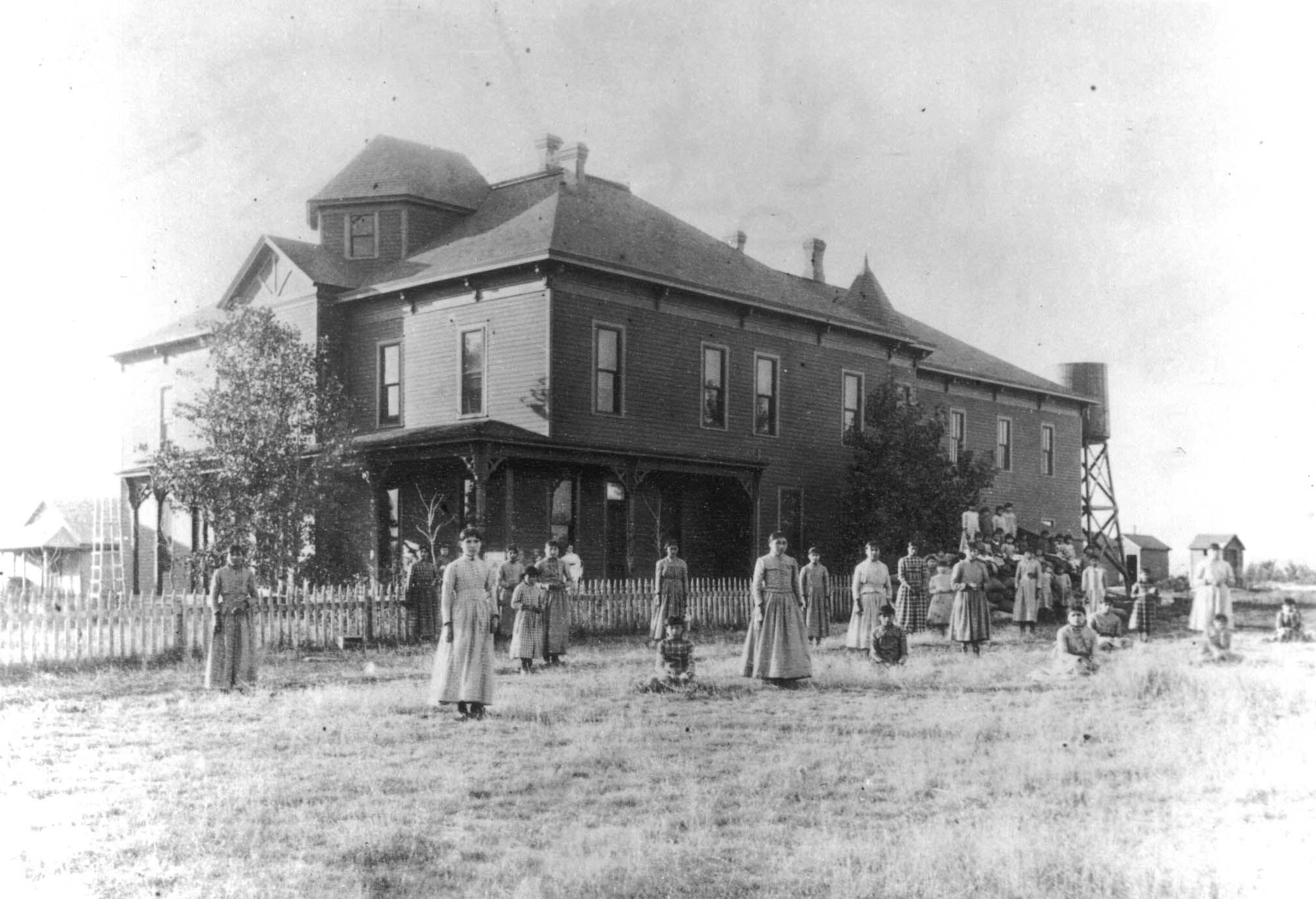 Cheyenne River Indian School