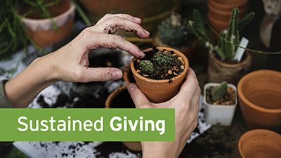 SDPB Friends - Sustained Giving