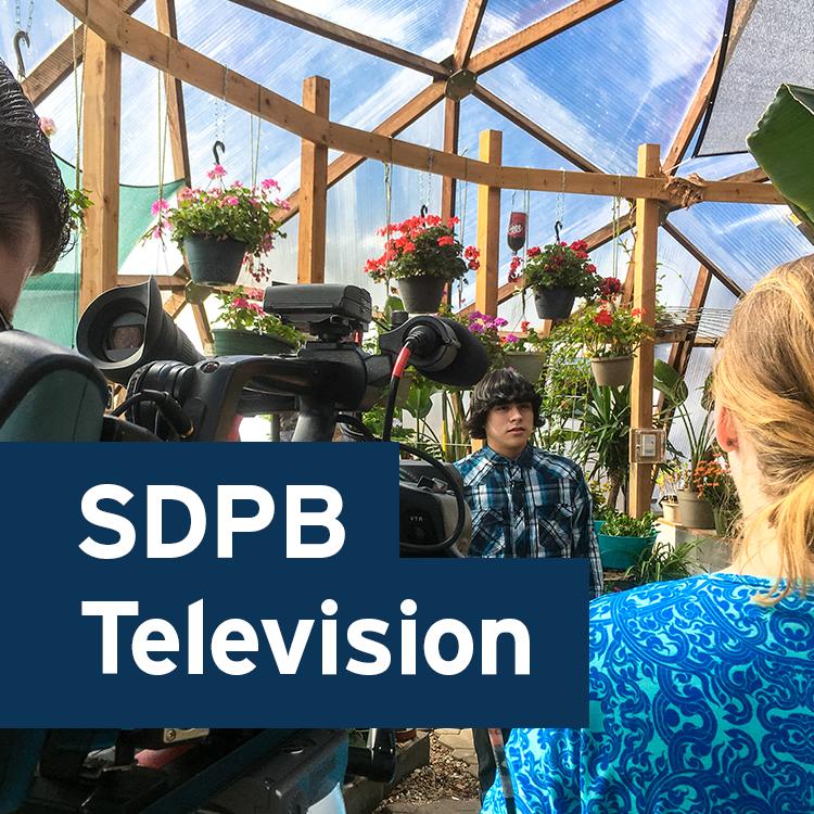 SDPB Television