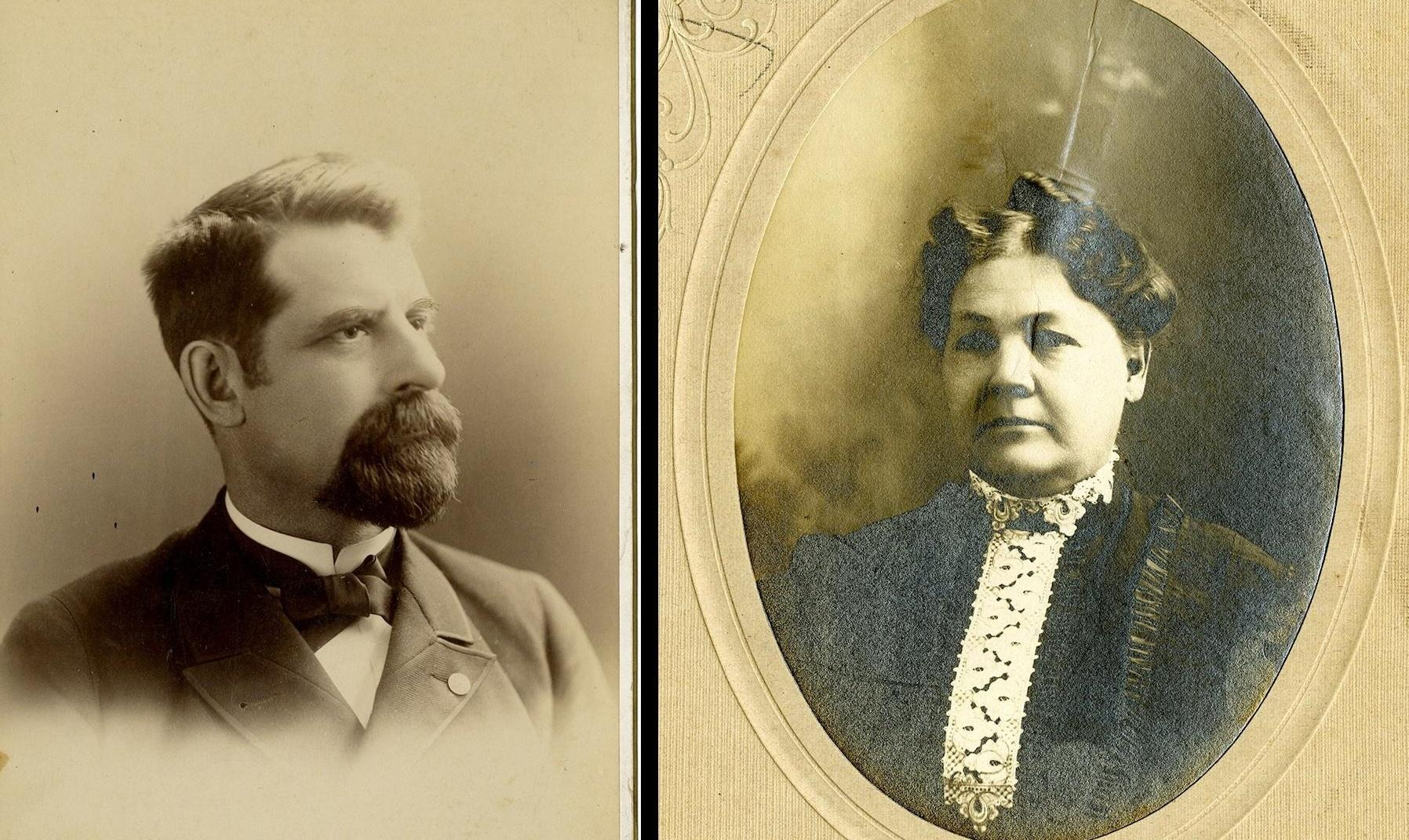 The Vote: Suffrage Pioneers Alice and John Pickler