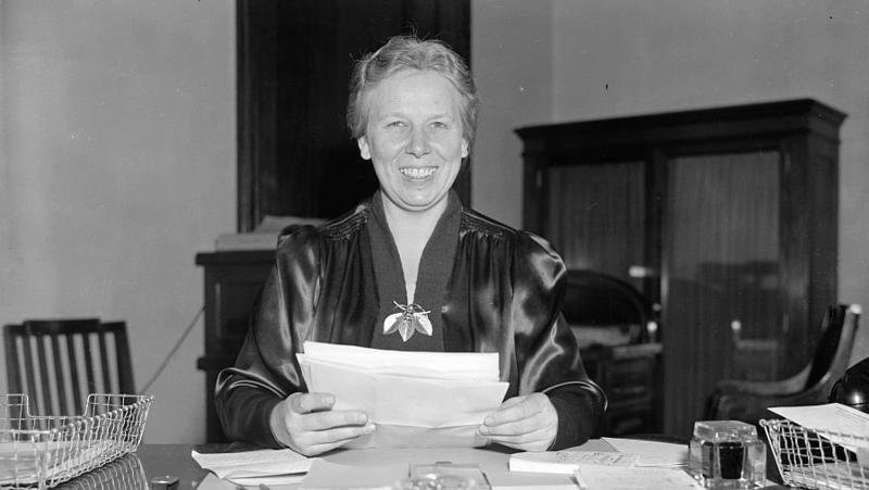 The Vote: Gladys Pyle