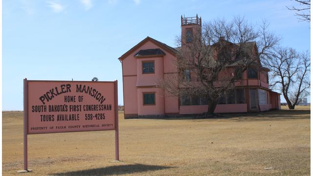 The Vote: Jody Moritz, Faulk County Historical Society President