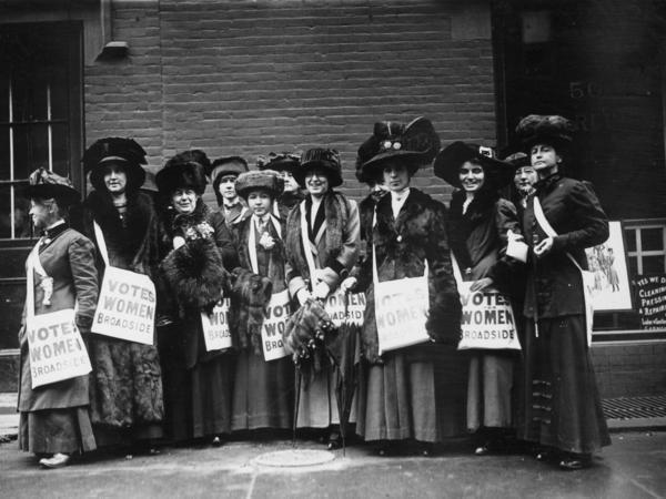 The Vote: 100th Anniversary of Women's Suffrage