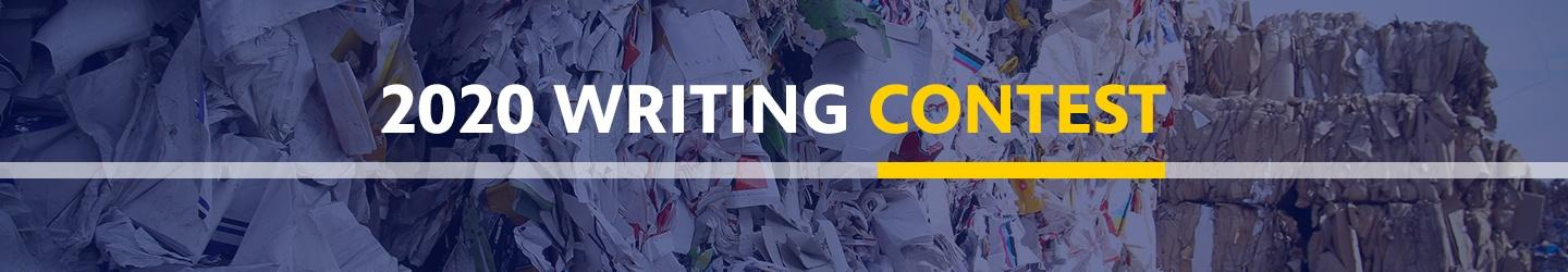 2020 Writing Contest