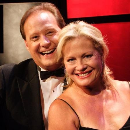 Liza Hella and Ken Christensen