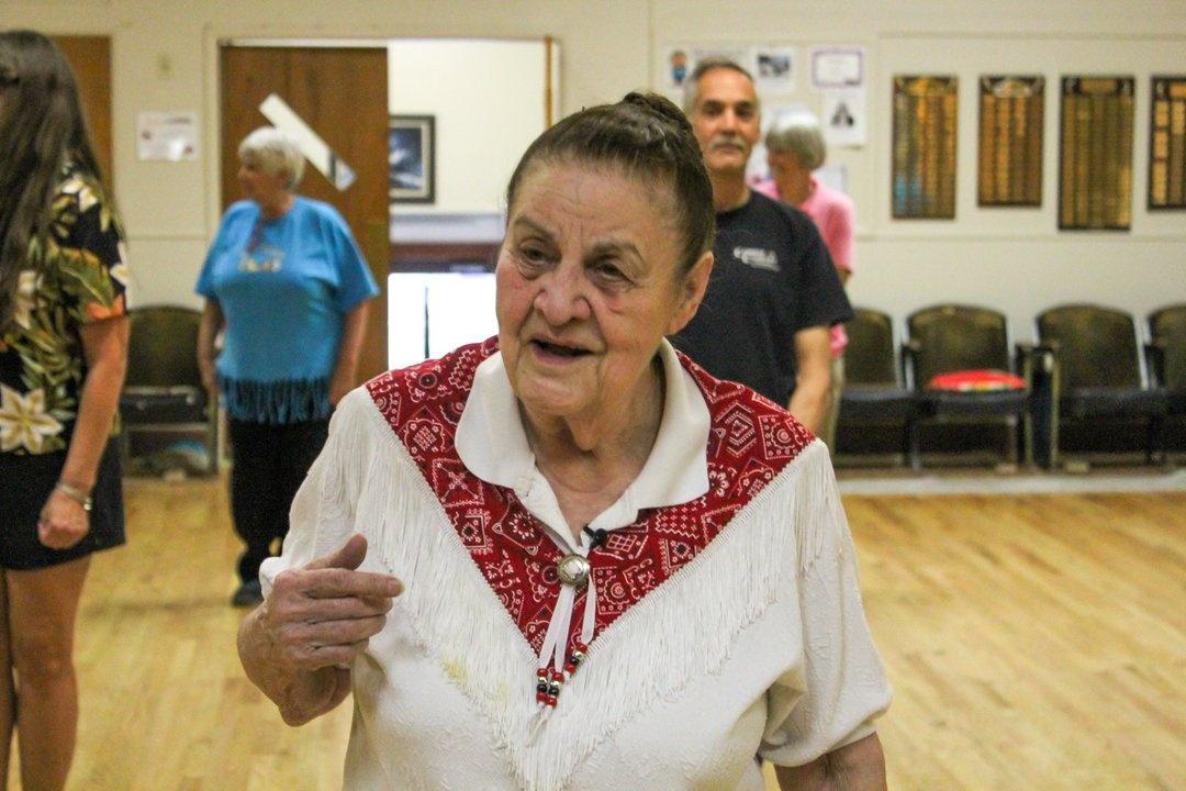 Roz Kristofferson Kallispell dance class