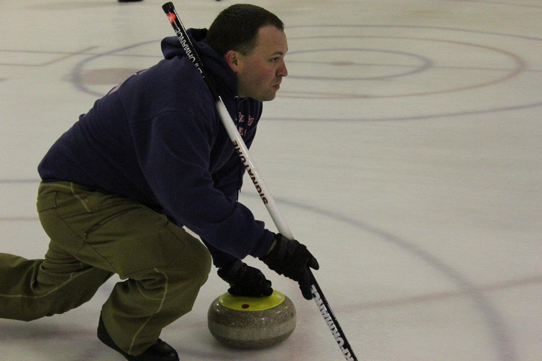 Andy Herdina Highline Curling Club Havre annual bonspiel