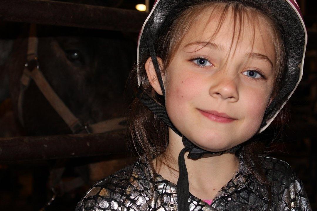 Tylie Siemsen Worden horse barrel racing Big Sky Little Britches Rodeo Laurel