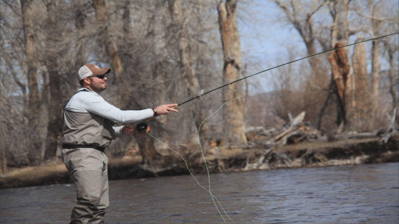 Made in Montana 2501 fly fishing