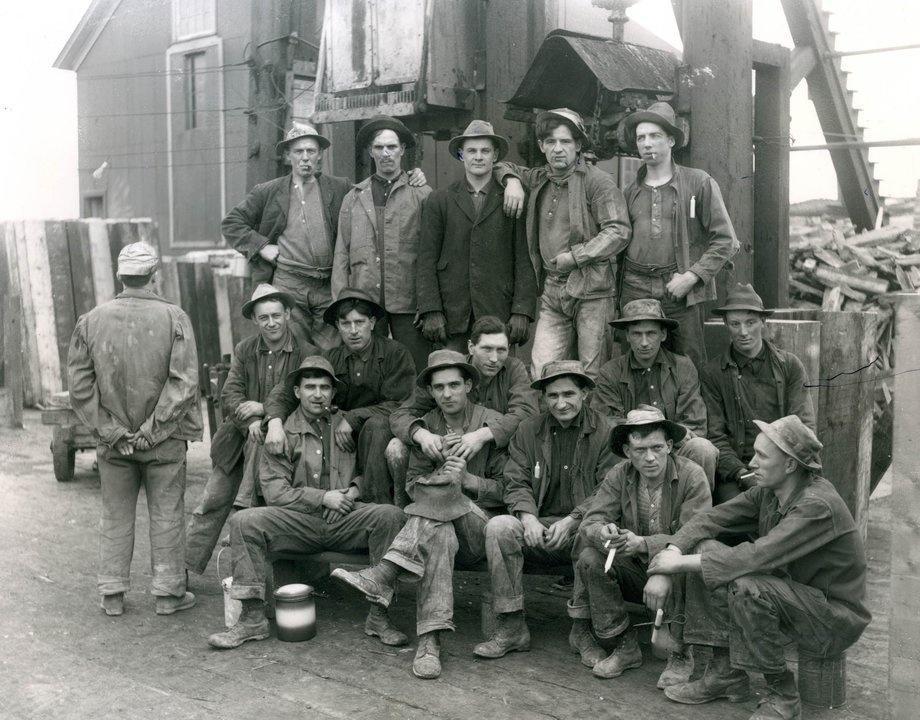Butte-Silver public archives butte miners 1915