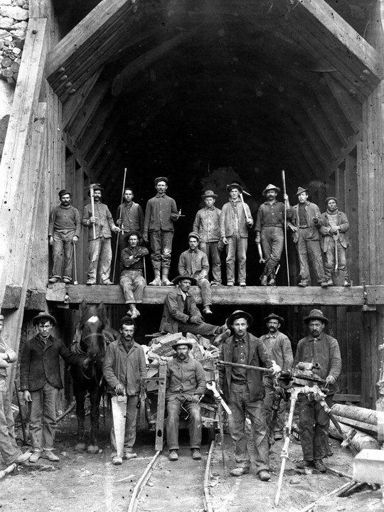 Butte-Silver Public Archives miners speculator mine