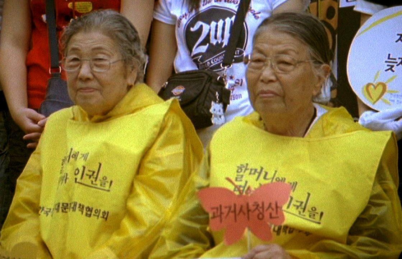Korean comfort women