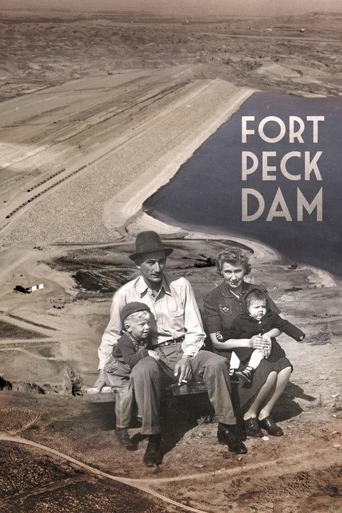 Scott Sterling Fort Peck Dam Presser Family