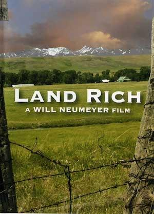 Land Rich DVD Cover