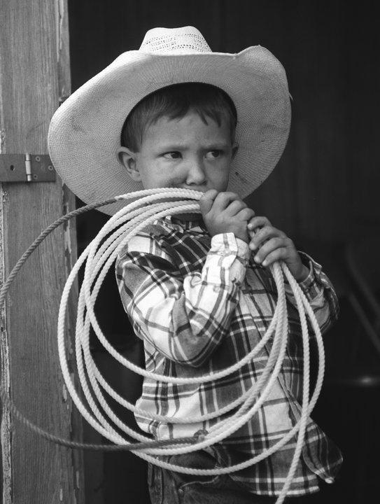 Montana cowboy Haven Meged