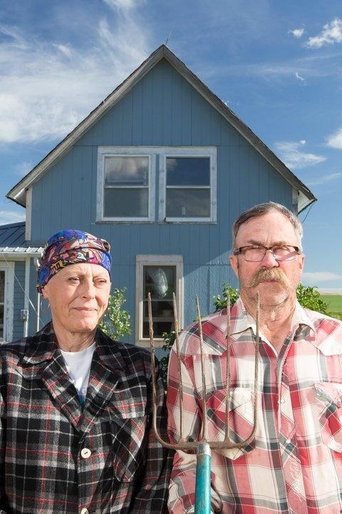 Jim and Sharron Lindquist Bloomfeild MT