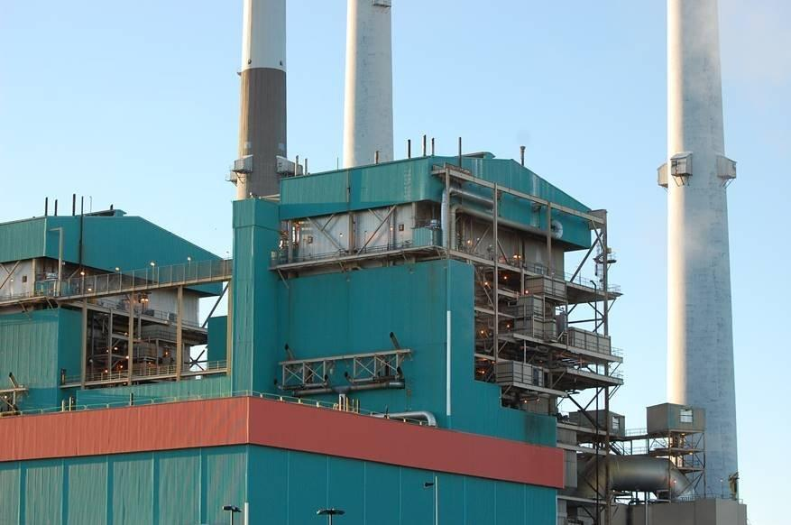 Colstrip power plant 360 people generating coal fired