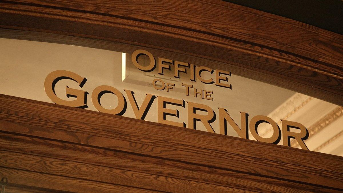 office of the governor