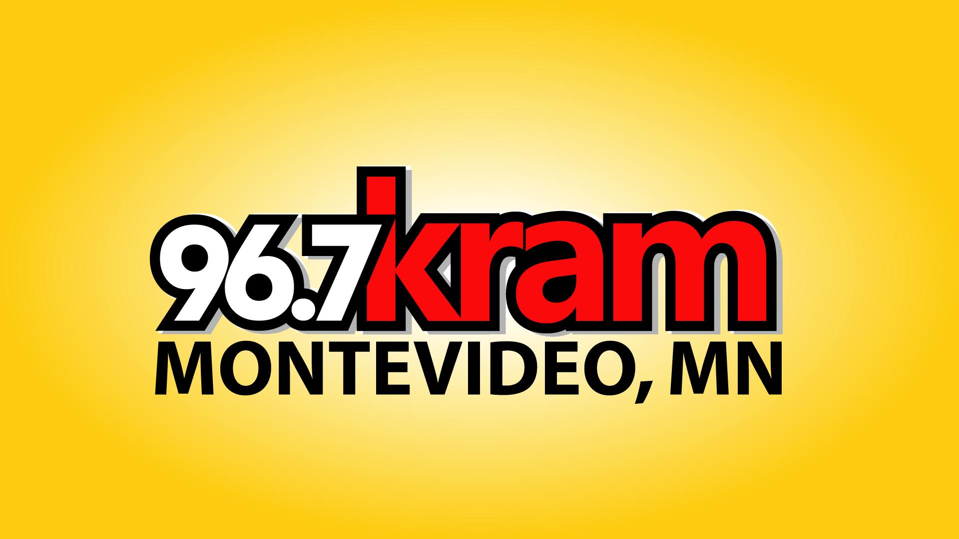 96.7 KRAM logo