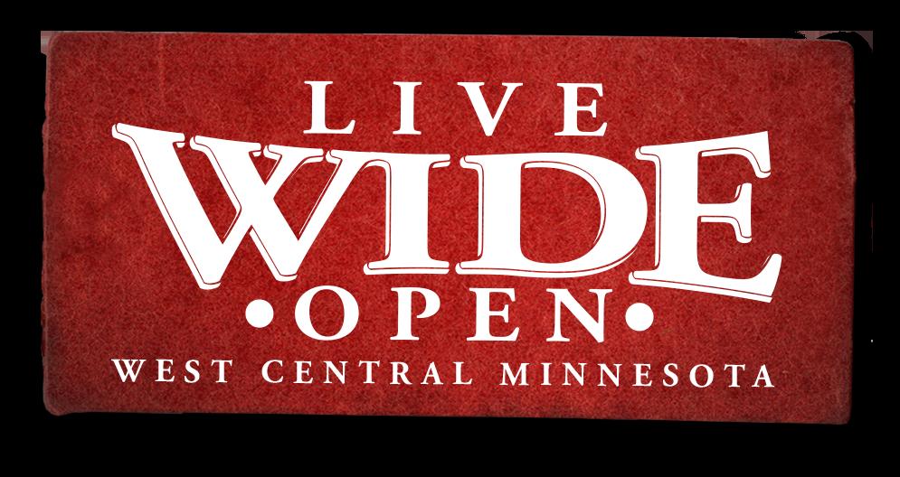 Live Wide Open logo