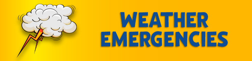 Meet The Helpers - Weather Emergencies