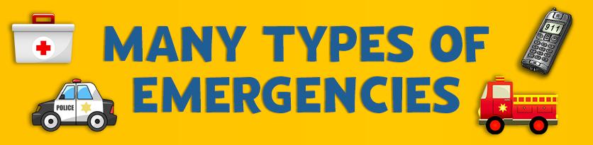 Meet The Helpers - Medical Emergencies