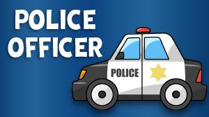 Meet The Helpers - Police Officer