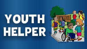 Meet a youth helper