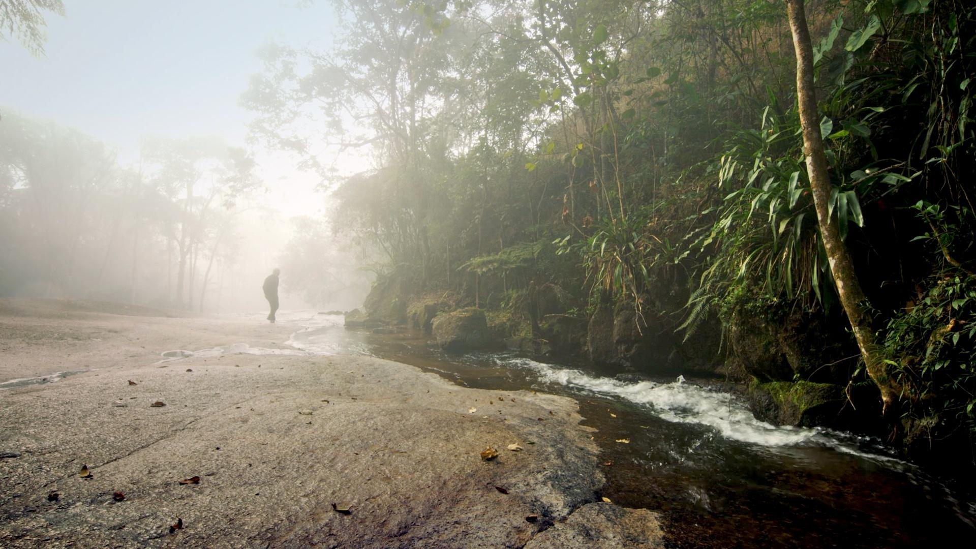 Antonio Nobre has dedicated his career to tracking the water molecule on its journey through the greatest forest on earth, the Amazon.
