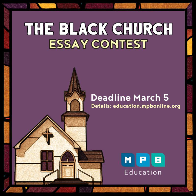 TBC Essay Contest EDU graphic