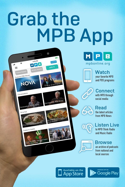 MPB Media App