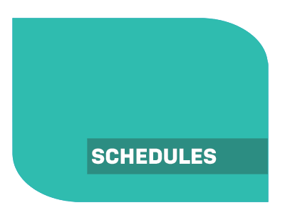 Programming Schedules