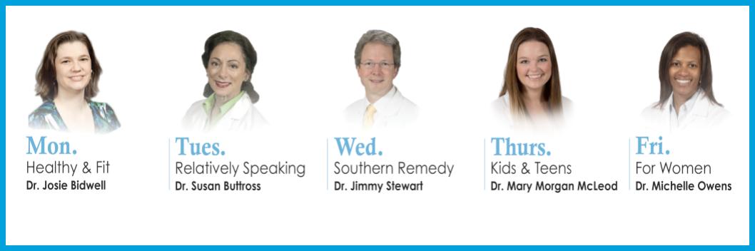 Southern Remedy hosts