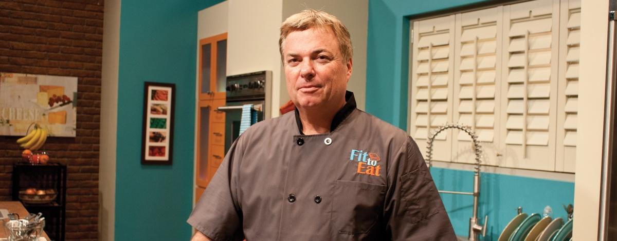 Chef Rob Stinson